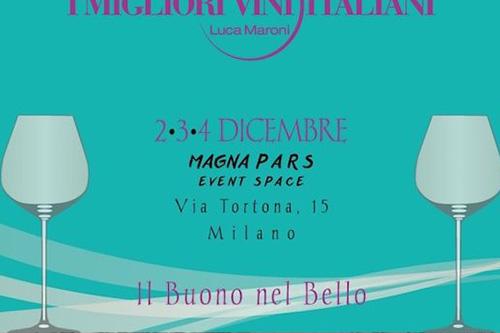 Luca maroni | I migliori vini italiani evento