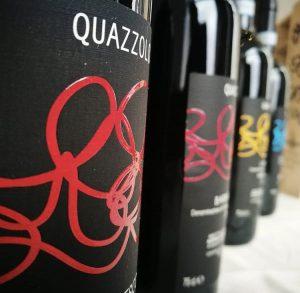 Quazzolo's label